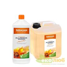 Универсальное моющее средство для чувствительной кожи Sodasan