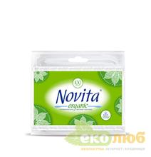 Ватные палочки Novita