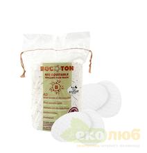 Ватные диски овальные Bocoton