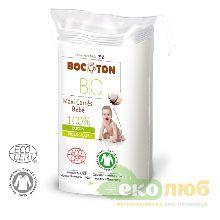 Ватные диски детские Bocoton Bio