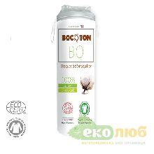 Ватные диски круглые Bocoton Bio