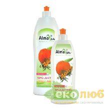 Жидкость для мытья посуды Мандарин AlmaWin