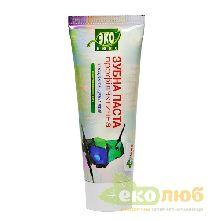 Зубная паста с экстрактом луговых трав Эколюкс